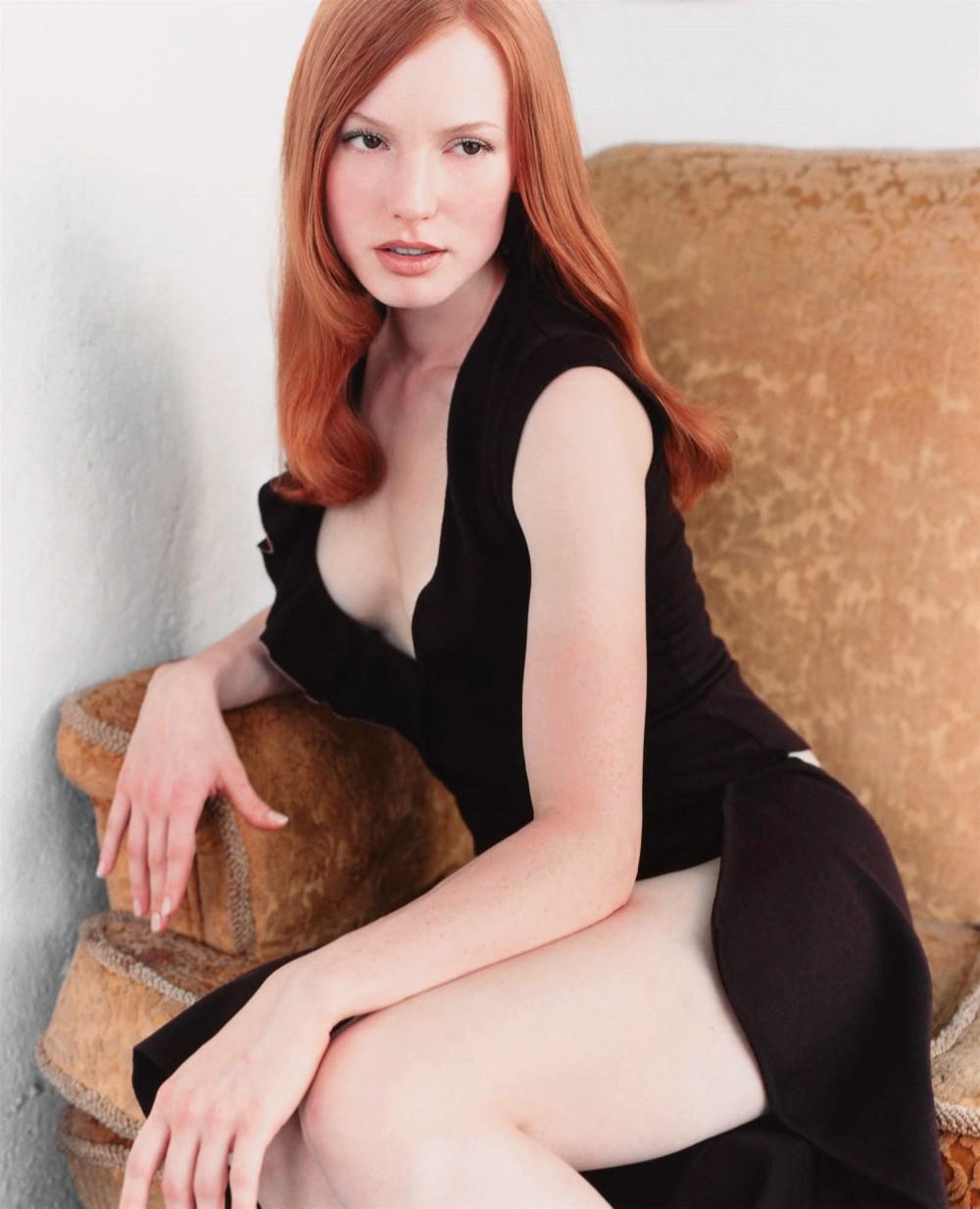 redhead milf Gorgeous