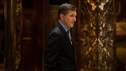 US President Donald Trump accused of asking FBI James Comey to stop Michael Flynn probe