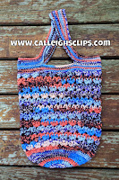 Sunset Market Tote