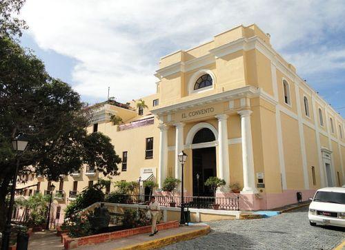 hoteles embrujados el convento