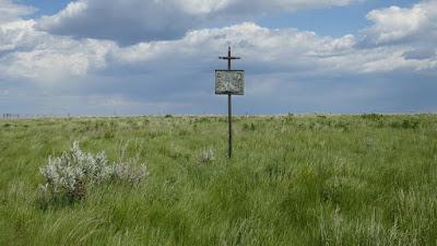 cemetery, historical, abandoned, Walsh, Alberta