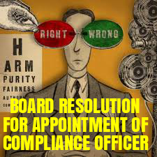 Board-Resolution-Appointment-of-Compliance-Officer