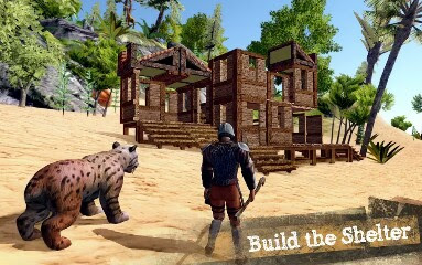 Download The Ark Craft: Dinosours Mod Apk