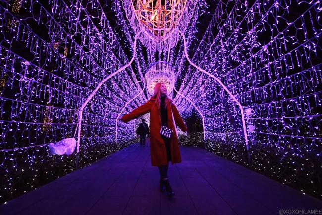 Japanese Fashion Blogger,MizuhoK,Winter Holiday 2017-2018江の島サムエルコッキング苑:湘南の宝石