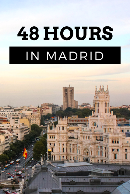 48 Hours in Madrid - an expat's guide to the best sights, restaurants & rooftop bars