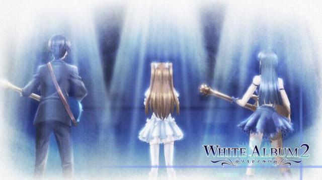 White Album 2 - Daftar Anime NTR Terbaik ( Low – Extreme ) Dijamin Nyesek