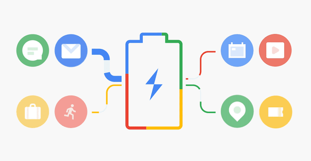 Penghematan Baterai pada Android P