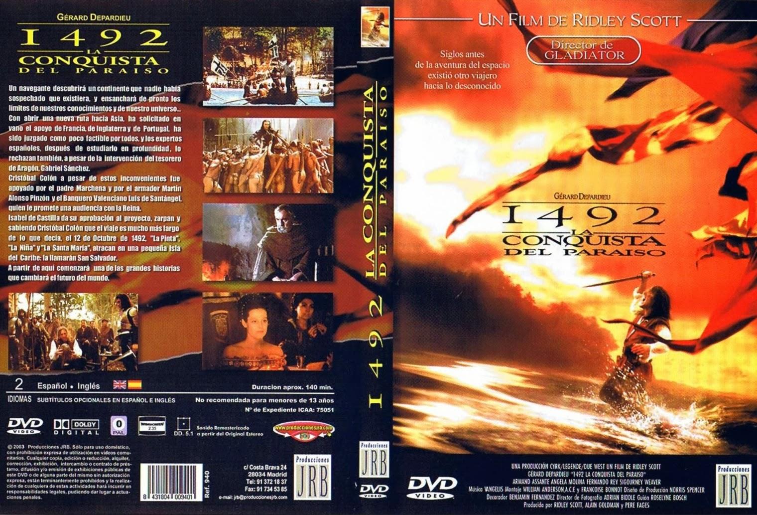 CONQUISTA A DO PARAISO FILME LEGENDADO 1492 BAIXAR