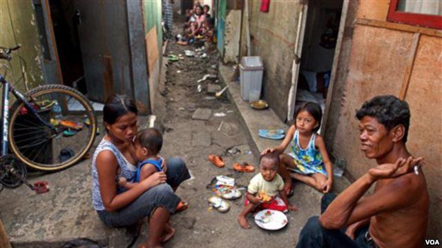 Badan Pusat Statistik (BPS): Jumlah Orang Miskin di Indonesia Turun 1,75 Persen (500.000 Orang)