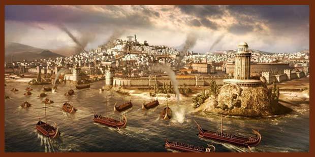 SEJARAH PERADABAN BANGSA MESOPOTAMIA