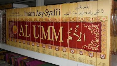 Buku Terjemahan Kitab Al-Umm Edisi Lengkap