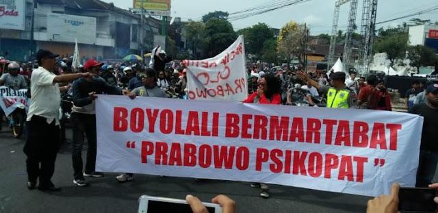 'Tampang Boyolali' Prabowo, Tim Sukses: Ada yang Edit Videonya, Terus Dipolitisir