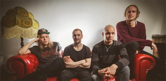<center>The Friday Prophets post video for 'Amsterdam'</center>