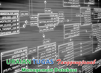 Uraian Tugas Management Database