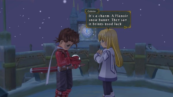 Tales of Symphonia Incl Update 3 Free Download