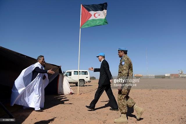Marruecos intenta silenciar lucha por la independencia del pueblo saharaui (+Audio)