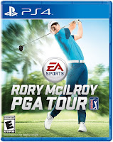 Rory McIlroy PGA Tour Video Game