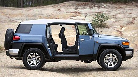 2017 Toyota Fj Cruiser Release Date And Review