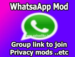 cool whatsapp mod