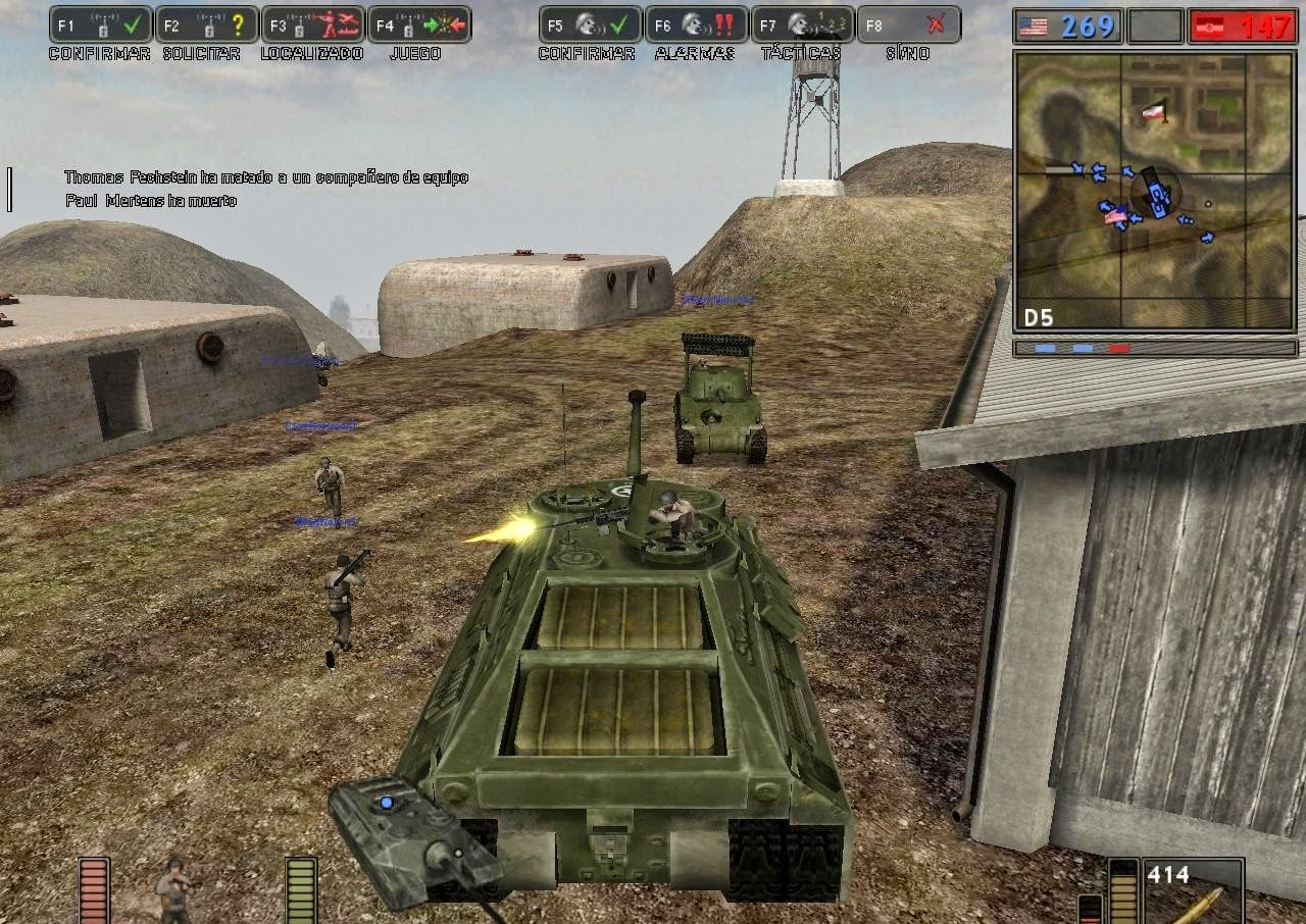 battlefield 1942 jeu complet