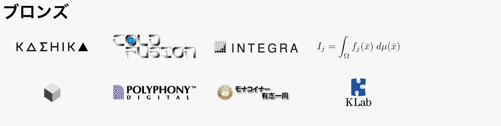 モナコイナー、Tokyo Demo Fest 2018 をブロンズスポンサーとして支援