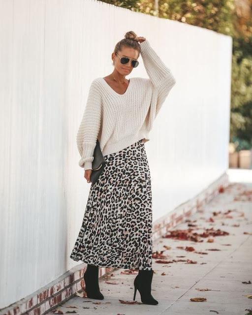 como vestir una falda de leopardo, como combinar animal print, tendencias 2019, invierno 2019, moda, fashion, estilo, como combinar una falda, asesora de imagen, como vestir para un coctel, july latorre
