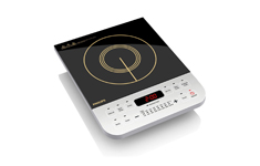 Amazon : Philips Viva Collection HD4928 2100-Watt Induction Cooktop (Black) worth Rs 2599 at just Rs 1,899/- only.