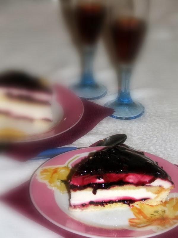 ciasto bez pieczenia,galaretka,ptasie mleczko,walentynki,tort bez pieczenia,