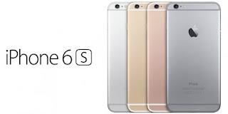 iphone warna rose gold, gold, silver dan space grey