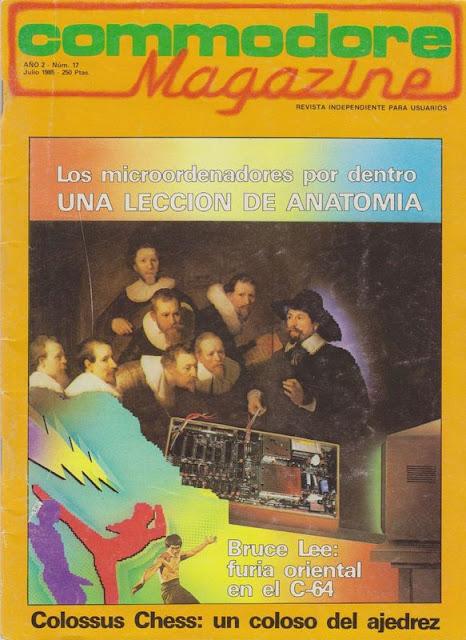 Commodore Magazine #17 (17)
