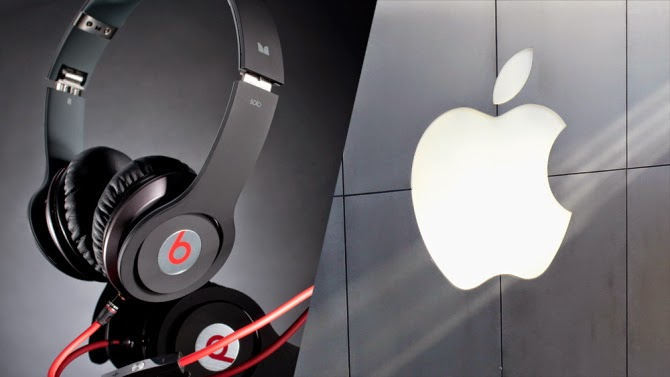 Apple Buys Beats Electronics For $3B