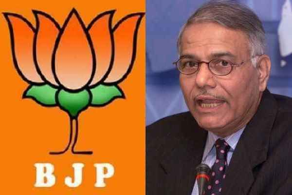 bjp-says-yashwant-sinha-statement-on-economy-personal-frustration