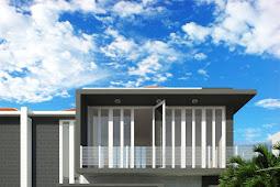 Rumah Mewah di Yogyakarta 2 Lantai