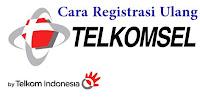 Cara Registrasi Ulang Kartu Simpati Telkomsel