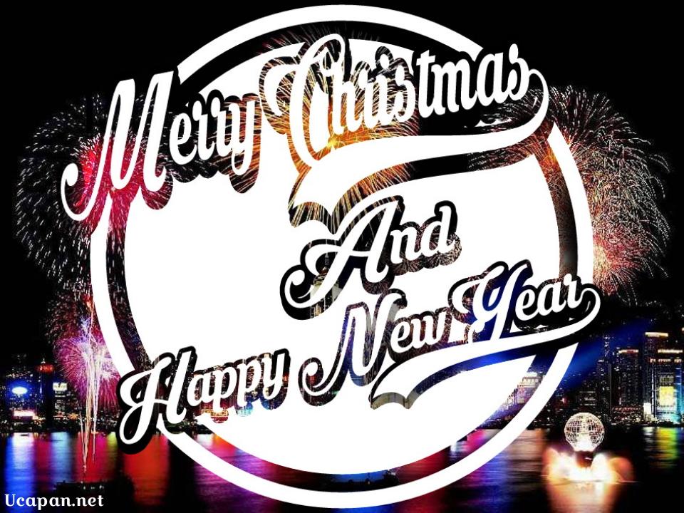 Gambar Bergerak Ucapan Selamat Natal 2019 Dan Tahun Baru ...