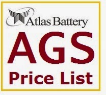 ags battery price list 2018 � getattime