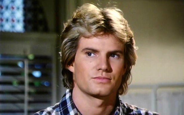 "Steven Carrington en ""Dynasty"""