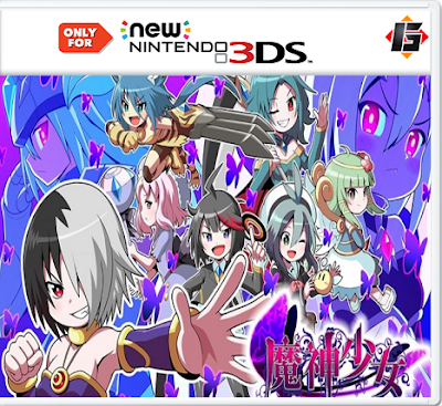 The Legend of Dark Witch CIA 3DS EUR