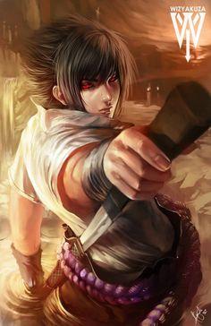 sasuke uchiha arts