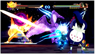 Game Naruto Android - Naruto Senki Ultimate Ninja Storm 4 Apk Terbaru Full Character