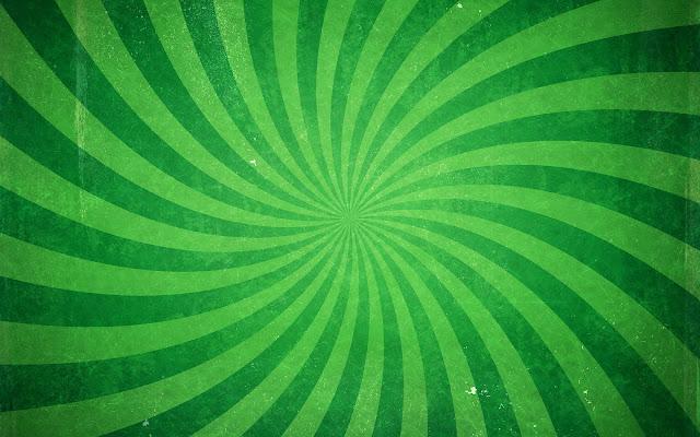 Groene abstracte achtergrond met lijnen