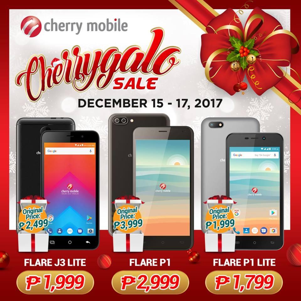 Manila shopper cherry mobile holiday sale dec 2017 for Christmas decs sale