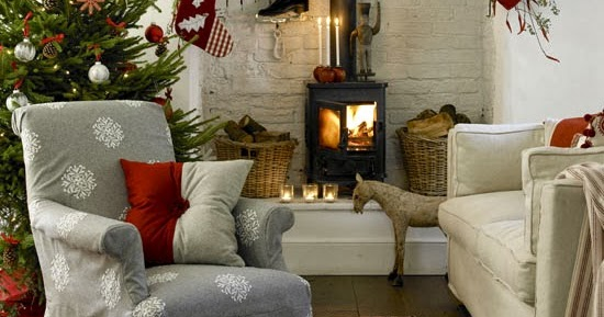 Christmas Living Room Decorating Ideas | Free Download ...