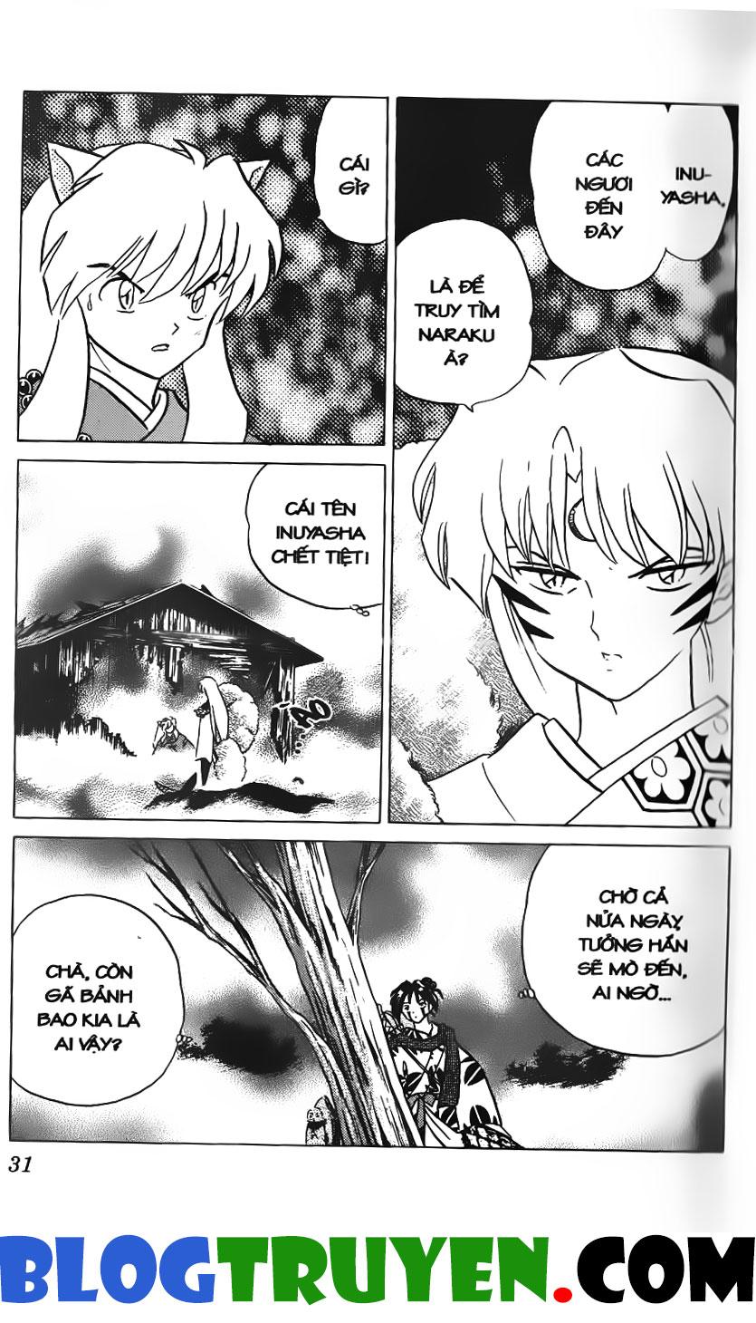 Inuyasha vol 25.2 trang 10