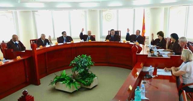 Mazedonien: Verfassungsgericht lehnt Initiative zur Beurteilung der Verfassungsmäßigkeit des Referendum ab