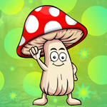 G4K Bliss Mushroom Escape