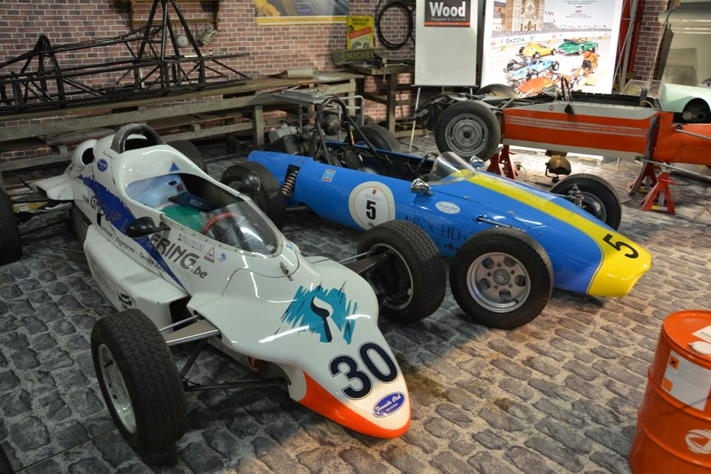 Autoworld Jubelpark Brussel Vintage Race Cars