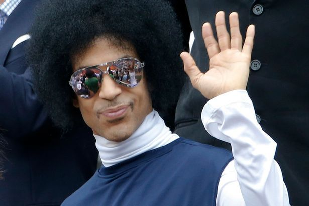 singer prince predicted his own death
