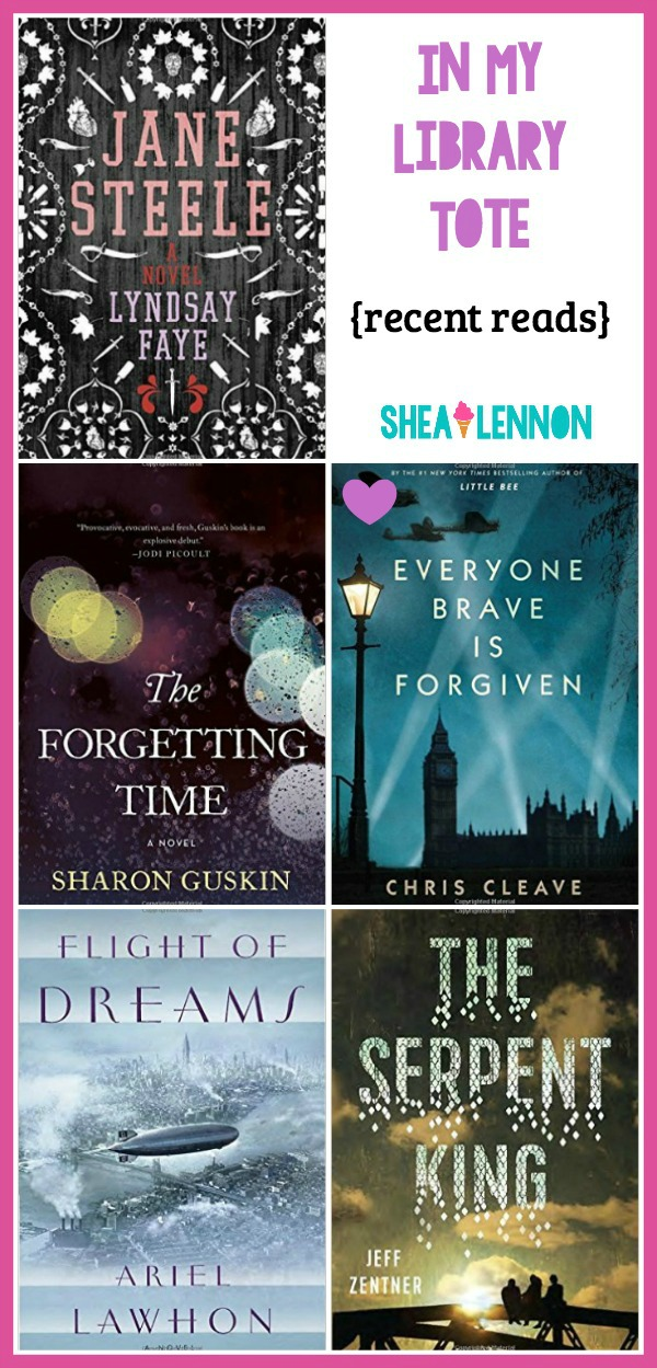 Here are a few books worth adding to your to-read list. To see my reviews and favorites, click through.