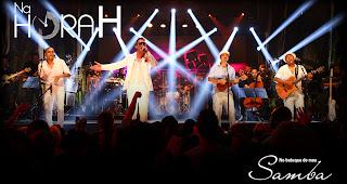 Grupo Na Hora H - No Batuque do Meu Samba (2013)